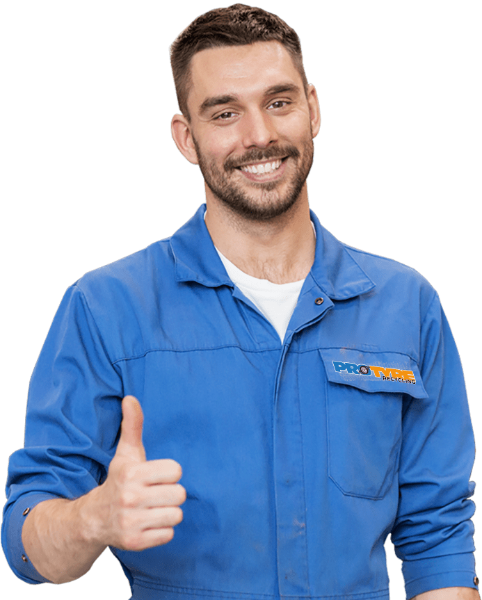 ProTyre Recycling Employee