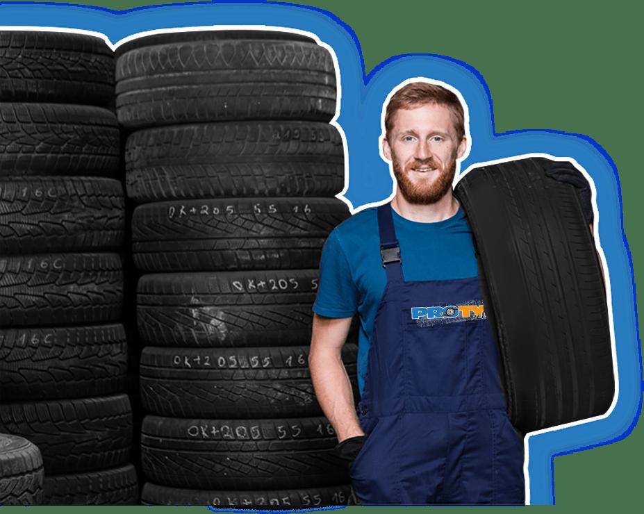 Tyre Bails
