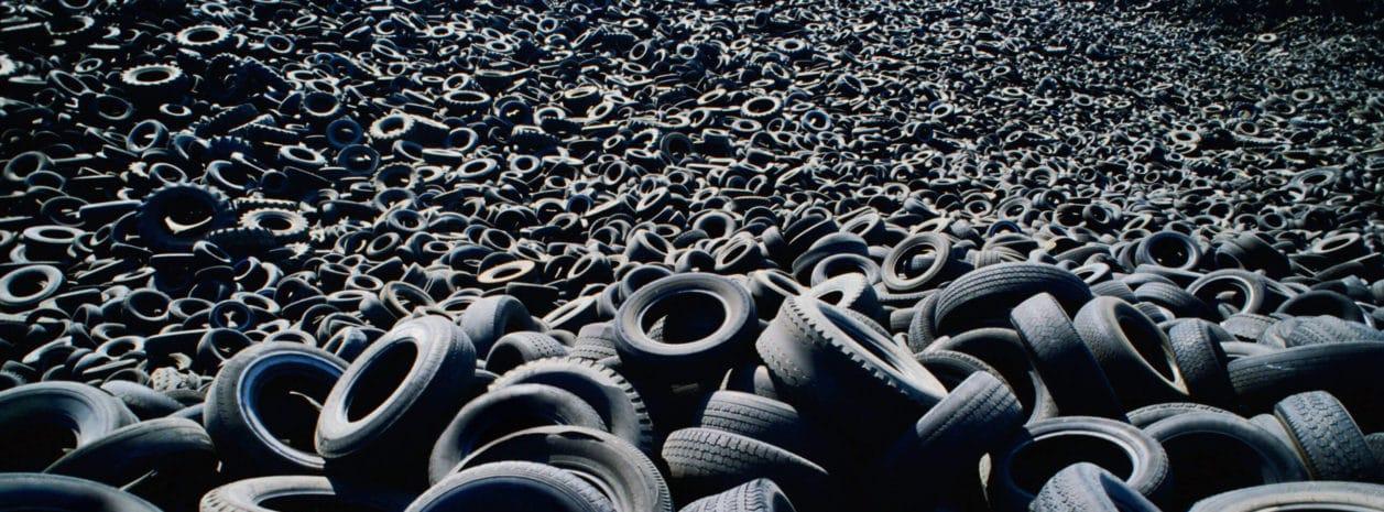 waste tyre disposal scotland