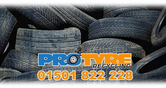 waste tyre recycling edinburgh